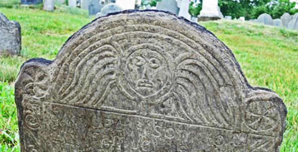 Eskimo Headstone