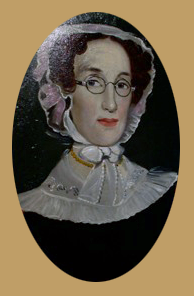 Martha Bolton Painted Portrait