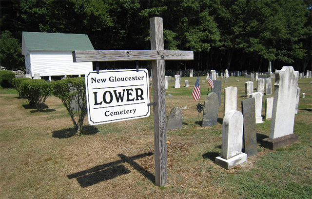 New Gloucester Lower Cemetery